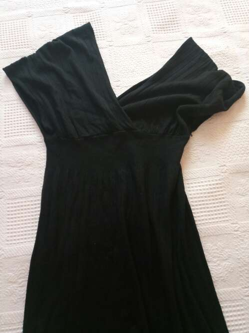 Imagen vestido negro Pimkie