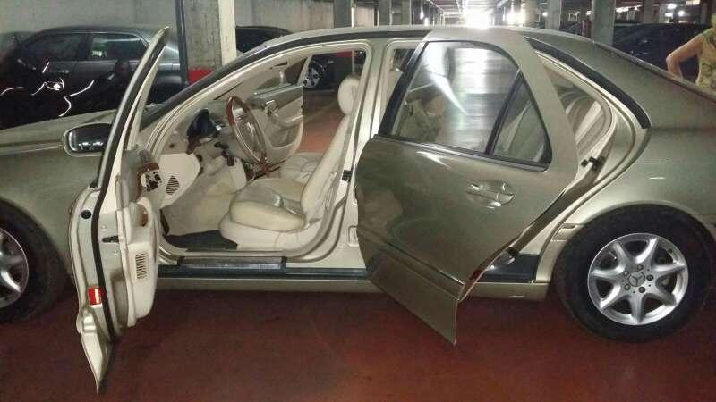 Imagen producto Mercedes 400S siempre en garaje 5