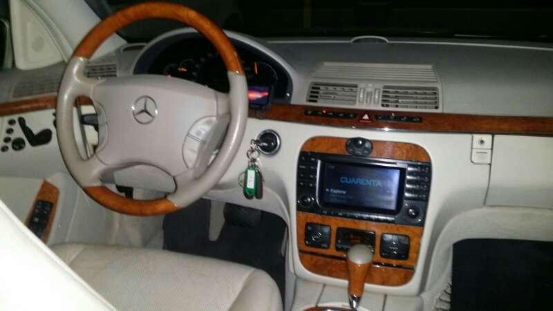 Imagen producto Mercedes 400S siempre en garaje 8
