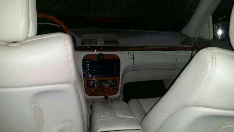 Imagen producto Mercedes 400S siempre en garaje 10