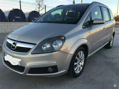 Imagen Coche Opel Zafira