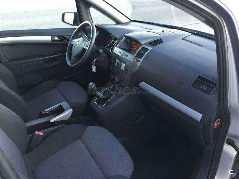Imagen producto Coche Opel Zafira 2