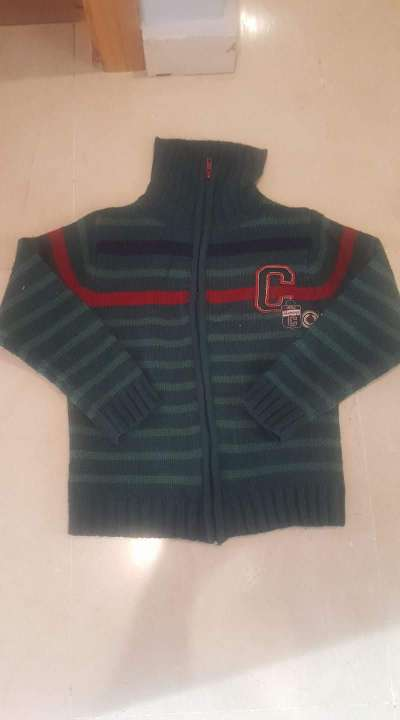 Imagen Chaqueta  lana marca charanga  ¡¡¡talla 8¡¡¡soloooo 3e