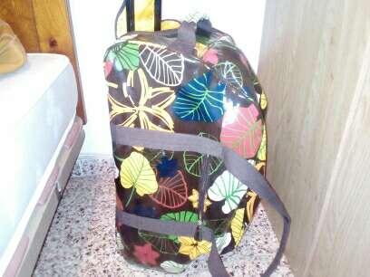 Imagen producto Maleta y bolso con neceser  2
