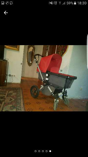 Imagen carro bugaboo cameleon 2