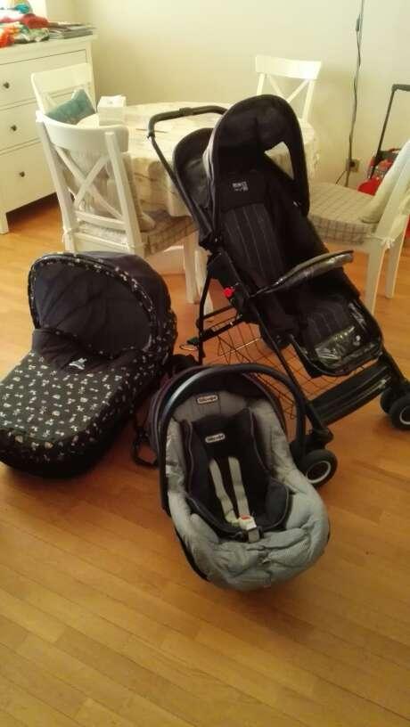 Imagen Bebé confort pack bebé