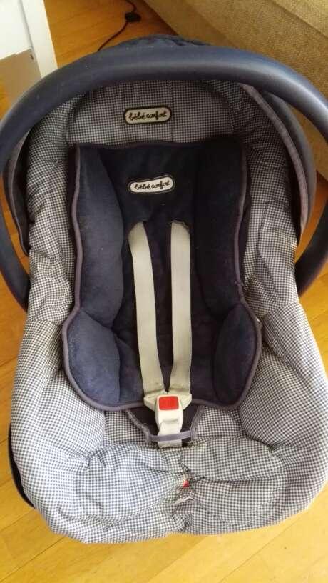 Imagen producto Bebé confort pack bebé 3