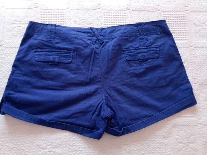 Imagen producto Short azul eléctrico 2