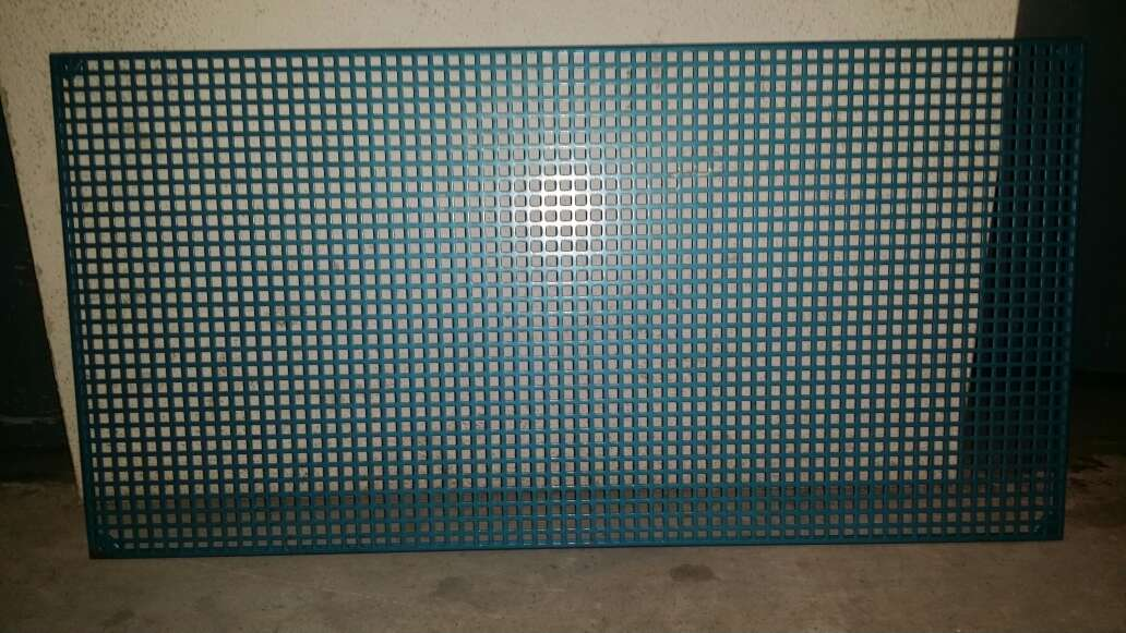 Imagen producto Panel perforado