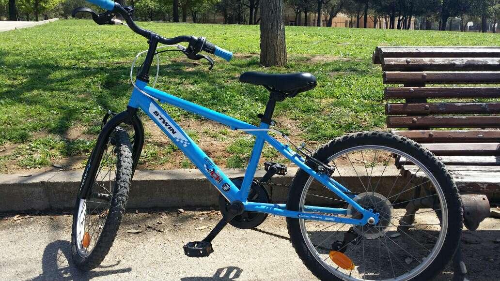 Imagen Bicicleta BTWIN 20