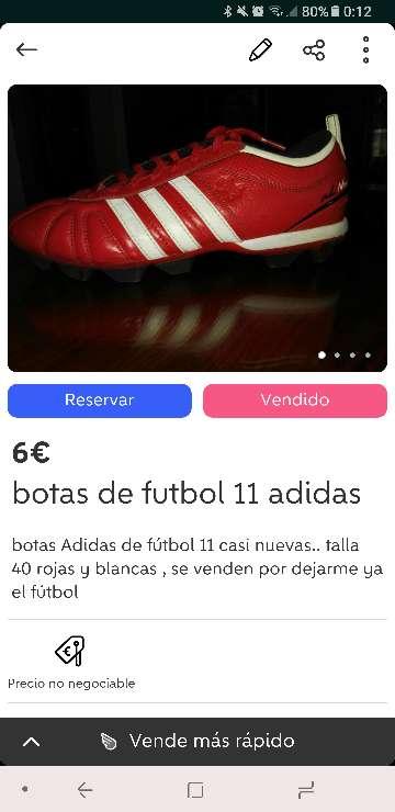 Imagen botas de fútbol 11