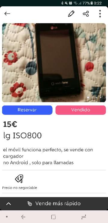 Imagen producto Moviles sin android 2