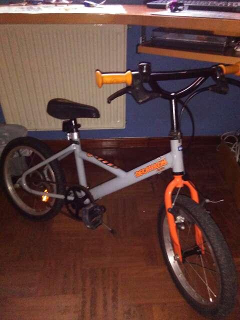Imagen bicicleta Decathlon para niño