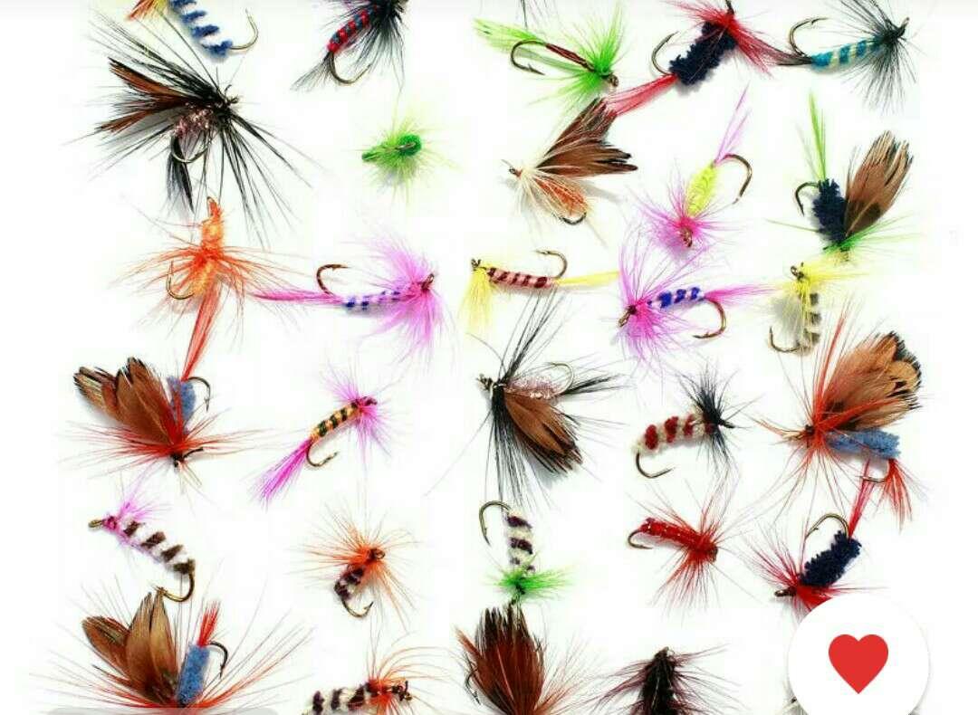 Imagen señuelos de pesca