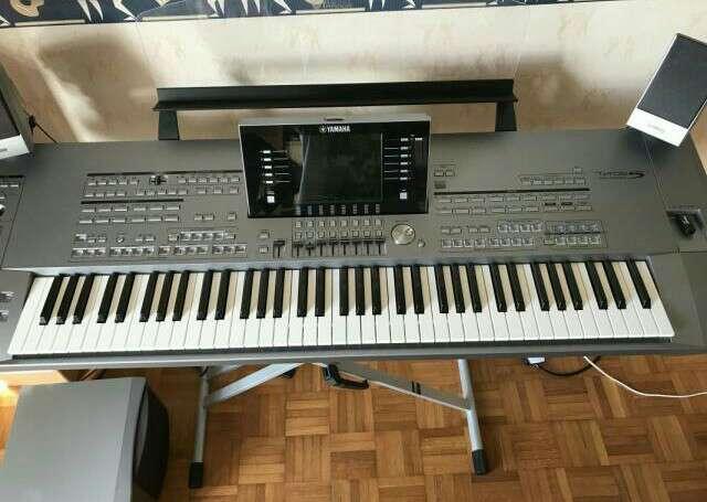 Imagen Clavier arrangeur Yamaha Tyros 5/76 Notes
