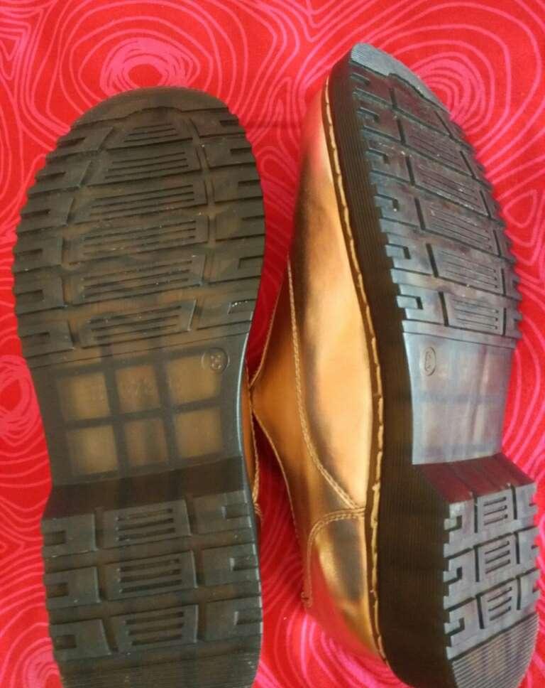 Imagen producto Zapatos dorados,atmosphere,36!! 3