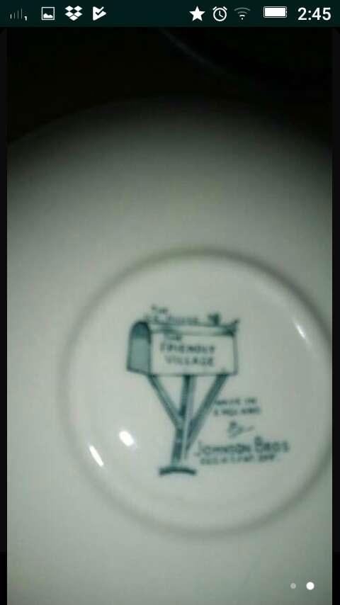 Imagen producto Oferta,Vajilla porcelana inglesa te y café 12 servicios 2