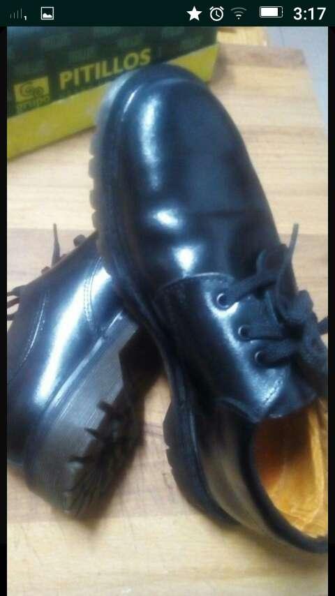Imagen calzado escolar niño talla 35,oferta