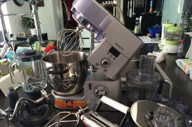 Imagen Cocine el experto robot de cocina magimix