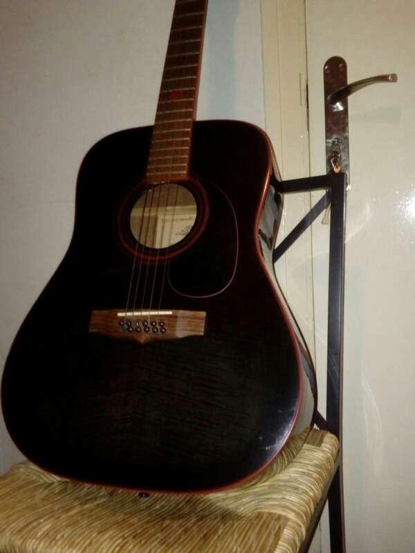 Imagen guitarra Marlin de 12c