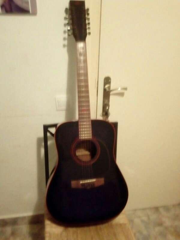 Imagen producto Guitarra Marlin de 12c 5