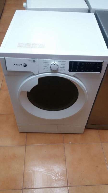 Imagen lavadora secadora favor 8kg lavado y 5 kg secado