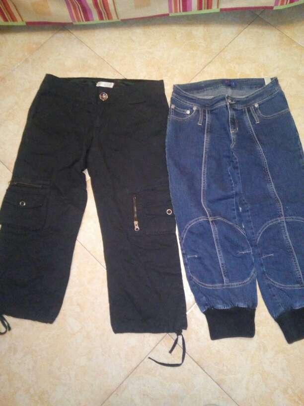 Imagen dos pantalones mujer
