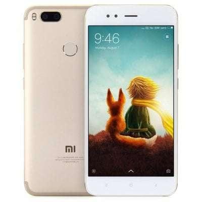 Imagen Xiaomi A1 nuevo (dorado)