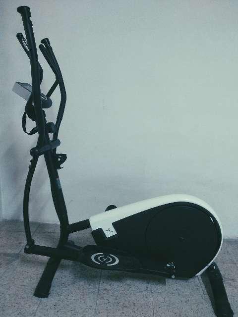 Imagen bicicleta elíptica domyos