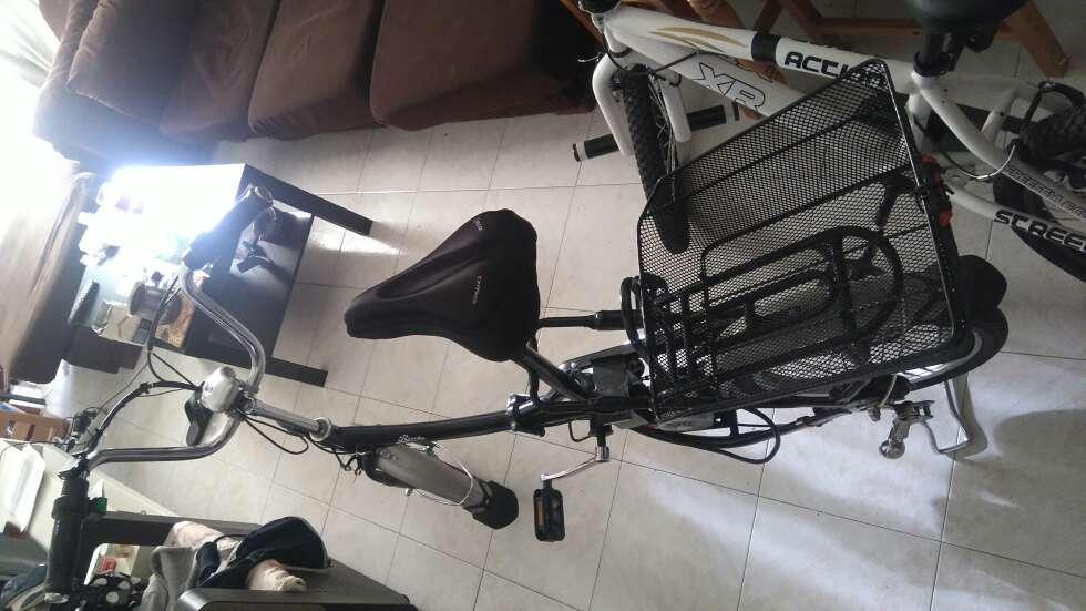 Imagen producto Bicicleta electrónica  8