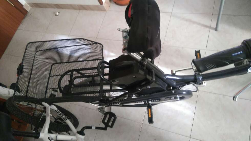 Imagen producto Bicicleta electrónica  4