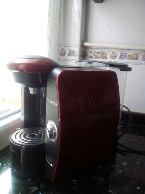 Imagen producto Cafetera capsulas 3