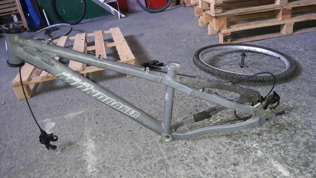 Imagen producto Bicicleta recambios 5