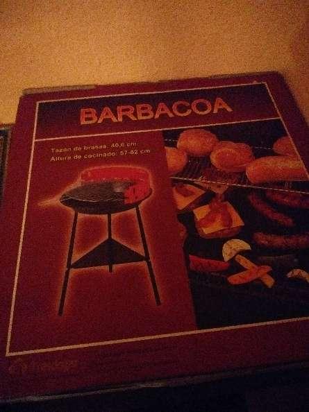Imagen producto Barbacoa nueva  1