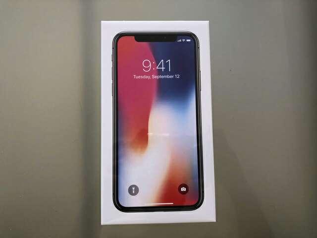 Imagen iPhone X Nuevo