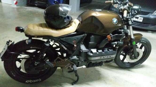 Imagen producto BMW K100 cafe racer 6