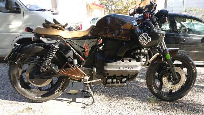 Imagen producto BMW K100 cafe racer 2