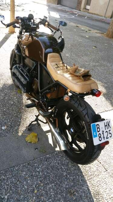 Imagen producto BMW K100 cafe racer 3