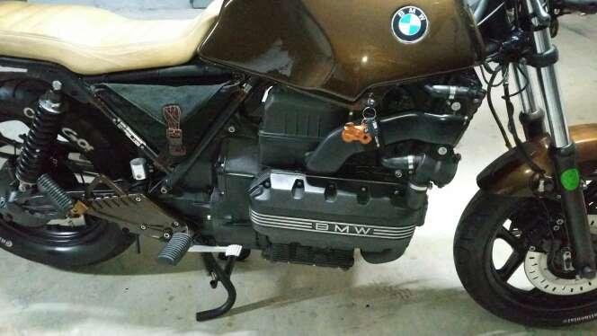 Imagen producto BMW K100 cafe racer 5