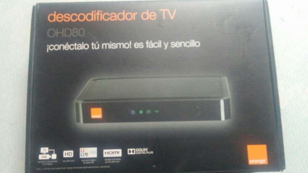 Imagen producto Descodificador de Tv 1