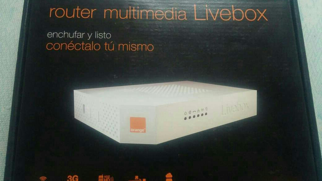 Imagen producto Router de orange 1