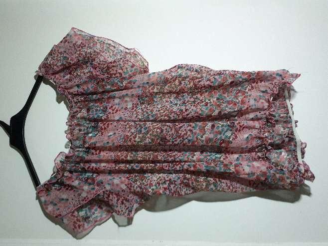 Imagen camisa estampado de flores
