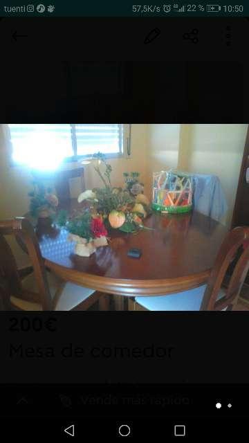Imagen mesa de comedor