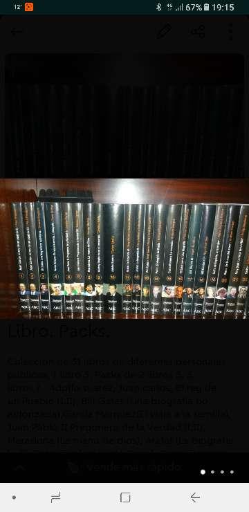 Imagen producto Coleccion libros.  4