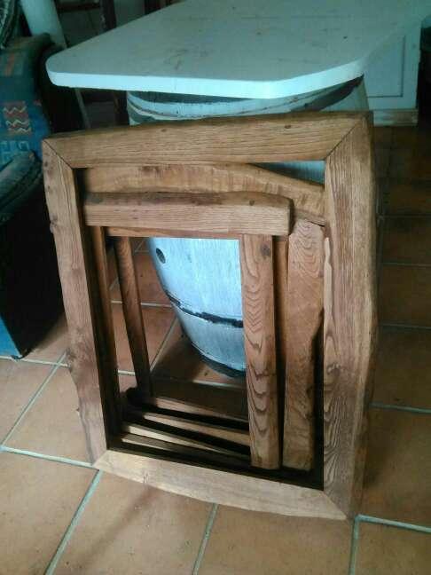 Imagen Marcos de madera