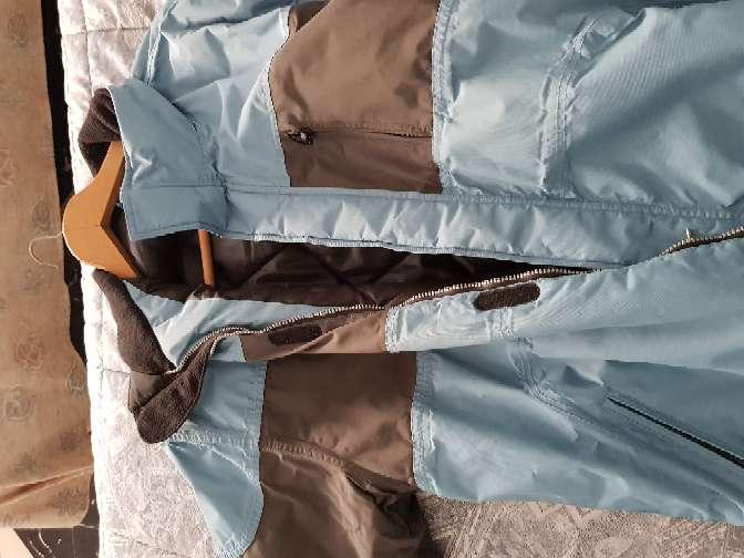 Imagen chaqueta de fibra