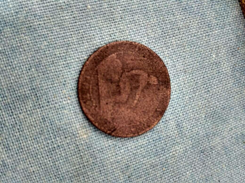Imagen producto Moneda antigua del gobierno provisional 2