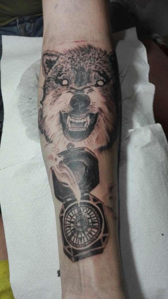 Imagen tattoos en madrid