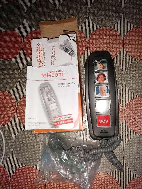 Imagen telefono telecom
