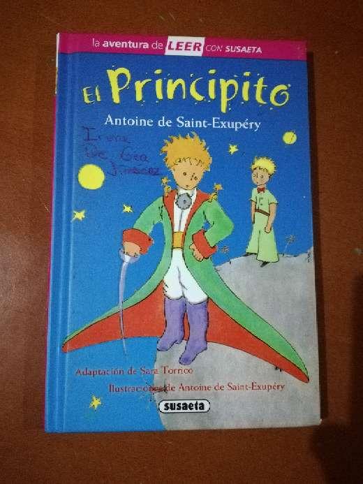 Imagen El principito, Antoine de Saint-Exupery